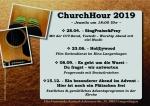 Unsere ChurchHour Gottesdienste2019