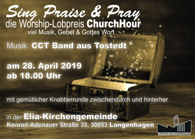Flyer CH CCT Band